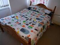 Double Bed for SALE - Good Condition