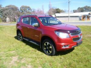 2016 HOLDEN TRAILBLAZER....EX NEW STOCK , TURBO DIESEL, AUTO. Holbrook Greater Hume Area Preview