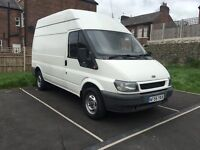 Ford Transit high top 55 REG 180k 12 months mot no offers ,no swaps drives spot on clean van !