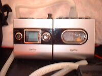 CPAP RESMED S9 ESCAPE AND H5I HUMIDIFER