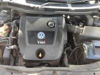 Volkswagen TDi Engine Package Golf Bora Fabia Leon Polo TDi Engine ATD Gearbox