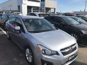 2014 Subaru Impreza 2.0i   All Wheel Drive, Comes with Winter Ti