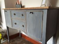 Shabby Chic Sideboard / Side Table