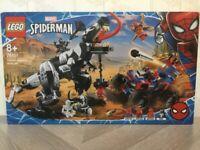 LEGO Super Heroes 76151 - Spider-Man Venomosaurus Ambush BNIB Spider-Ham