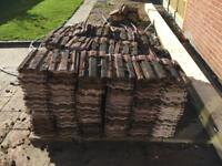 Reclaimed Redland 49 Roof Tiles approx 1200