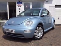 2005 05 Volkswagen Beetle 1.6~HISTORY~MARCH 18 MOT~NOW REDUCED!!!