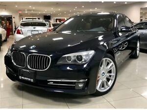2013 BMW 7 Series 750Li xDrive|1OWNER|INDIVIDUAL EDITION|ALCANTA