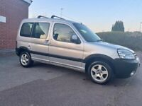 Peugeot, PARTNER COMBI, MPV, 2006, Manual, 1560 (cc), 5 doors
