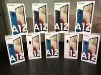 Samsung A12 128GB NFC