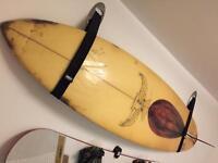 Conway vintage surfboard
