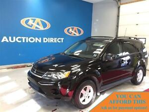 2009 Mitsubishi Outlander LS, 7 PASSANGER, HEATED SEATS, BLUETOO