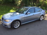 BMW 320D SE MANUAL **BRAND NEW 12 MONTH MOT** 5 DOOR, ON BOARD COMPUTER, MUSIC SYSTEM, ALLOY, £3995