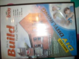BRICKIES MATE DVD,HOW TO BUILD WALLS,GARAGES ETC