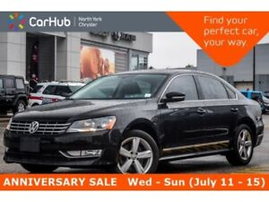 2015 Volkswagen Passat Comfortline||Sunroof|Heated seats|Bluetoo