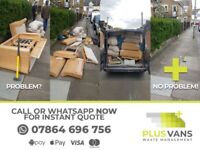 CHEAPEST RATES RUBBISH/WASTE REMOVAL/BUILDERS WASTE/FURNITURE CHRISWICK