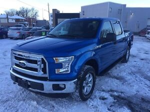 2015 Ford F-150 XLT Crew 4X4- Low Mileage
