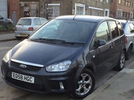 Ford C Max not S Max 1.8 Diesel Manual Full-Ford- History 1-owner HPI Clr Drives like a Dream c-max