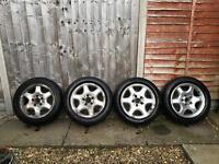 Mercedes Slk 230 Wheels