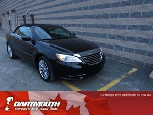 2013 Chrysler 200 TOURING/HTD SEATS