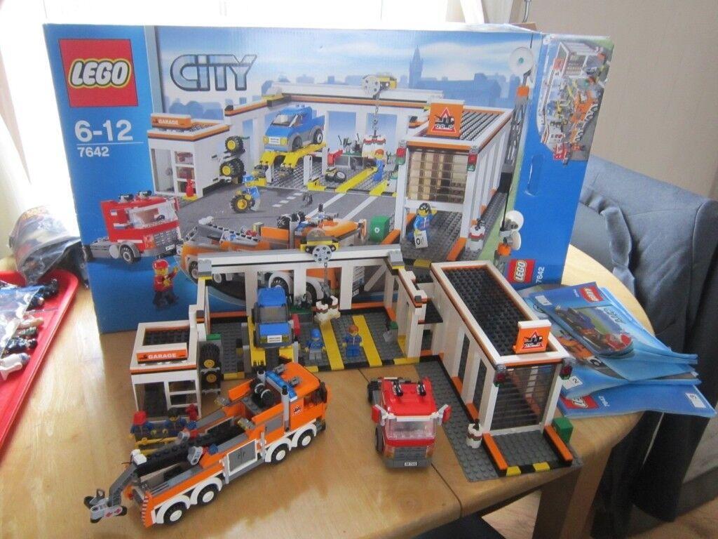 Lego City Garage : Lego city garage in gateshead tyne and wear gumtree