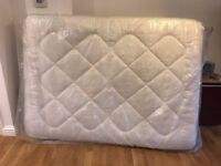 Brand new double bed mattress