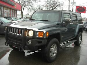 2006 Hummer H3 4WD *Sunroof/Leather* *RARE*