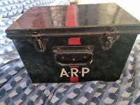 WW2 ARP (Air Raid Precautions) Home Front, Air Raid Wardens 1939