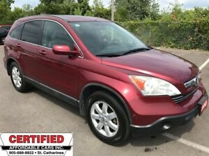 2009 Honda CR-V EX-L ** 4WD, NAV, BACKUP CAM **