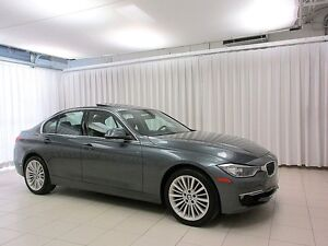 2014 BMW 3 Series 328i x-DRIVE AWD LUXURY TURBO SEDAN