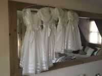 Bridesmaid/ flower girl dresses