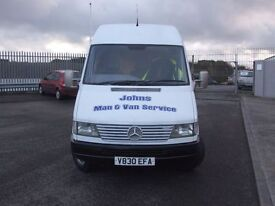 johns man and van service plymouth