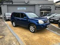 NISSAN X-TRAIL 2.0 SPORT EXPEDITION DCI 5d 171 BHP (blue) 2007