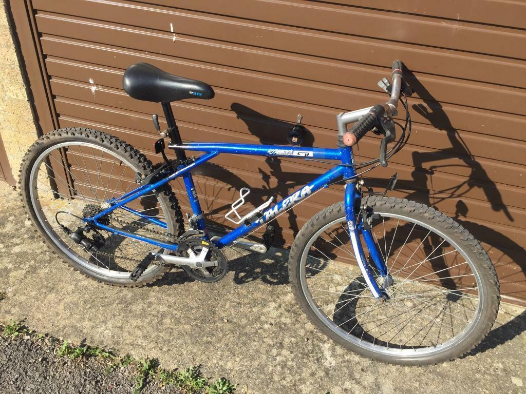GT Talera Mountain Bike. Serviced, Free Lock, Lights, Dekivery