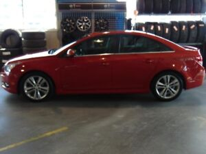 2012 Chevrolet Cruze LT/RS Turbo
