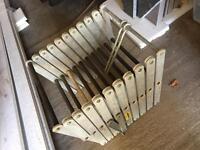 Gravity Randall Parkaway loft ladder for sale