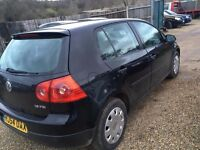 Volkswagen Golf 1.6 FSI S 5dr 2004 Hatchback * Automatic * EXCELLENT CONDITION*FULL SERVICE HISTORY