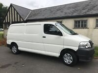 2010 Toyota HiAce LWB, 80K Miles From New, 1 Owner, Drives Like New, Facelift Model