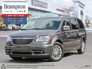2016 Chrysler Town & Country Touring Company Demo|Leather|Naviga