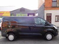 Finance me... Ford Transit Custom TREND in the rare midnight black.. (41)