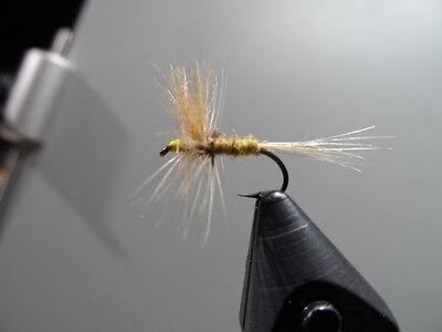 Ginger Quill Fliegentom 3 Stück Trockenfliege