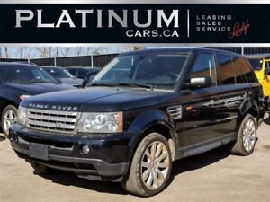 2007 Land Rover Range Rover Sport SUPERCHARGED, NAVI,