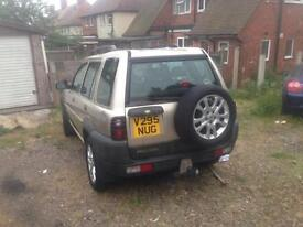 Land Rover discovery diesel SUV. Estate