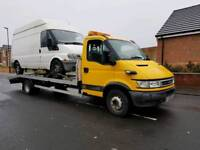 Iveco 6.5ton recovery truck 2006