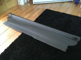 Mercedes ML W163 1999-2005 Grey retractable parcel shelf/load cover
