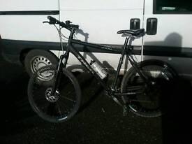 """Trek 4300 Disc Mountain bike 21"""""""