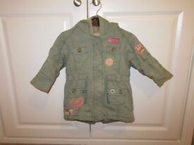 Warm Duffle Coat Baby Age 12-18 Months from Next