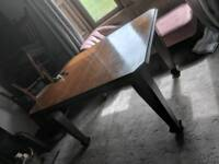 Antique Victorian Dining table and Chairs