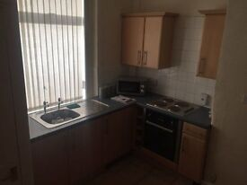 End terrace house, 2 bed, cenral heating, double glazing.