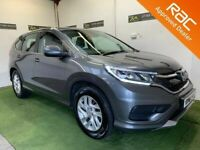 Late 2017 Honda CRV 1.6 I DTEC Diesel **Finance & Warranty** (rav4,kuga,tiguan)
