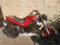50cc Motorbike/Moped Gilera dna 50